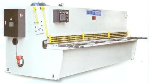 QC12K数控剪板机