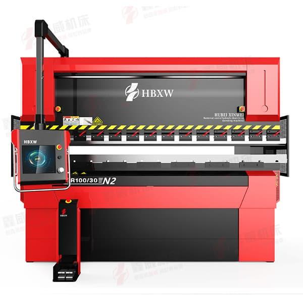 HBR N2 数控液压板料折弯机