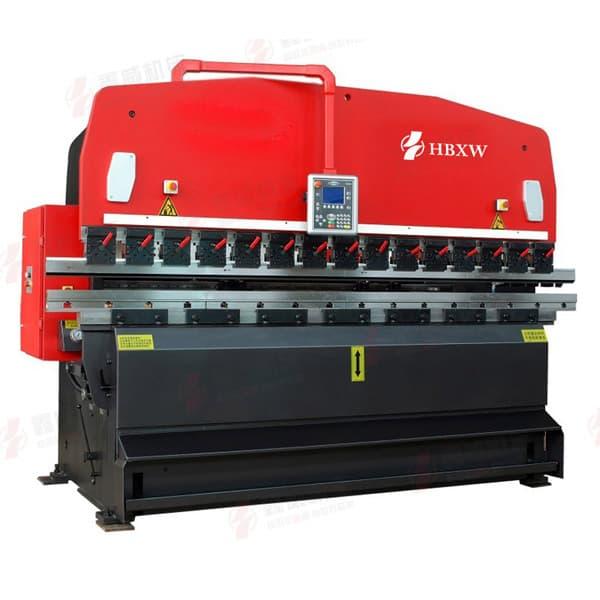 HBR 数控液压板料折弯机