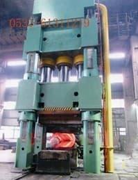 框架式环锻液压机