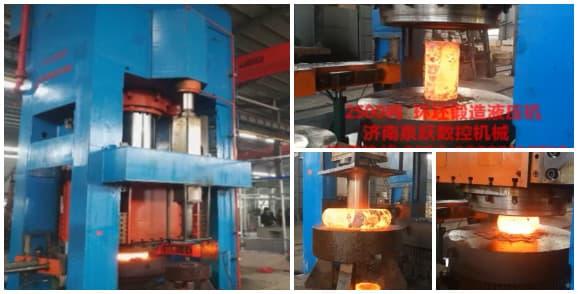 液压机2500吨 环坯锻造液压机
