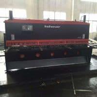10x1600液压剪板机
