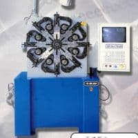 数控全自动弹簧机台湾新达CNC-620