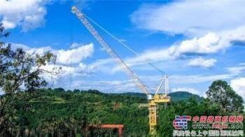 超高建筑如何安全施工?徐工塔机告诉你!