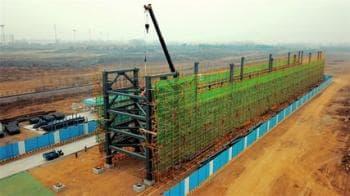 国内油气公共管廊开工建设