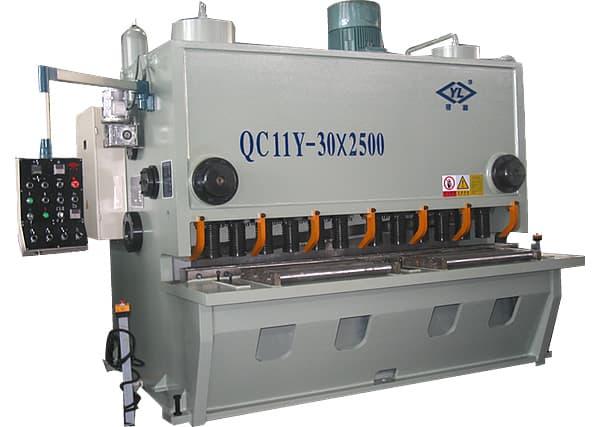 QC11Y-30X2500剪板机