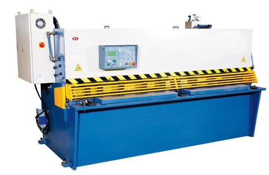 液压摆式数控剪板机